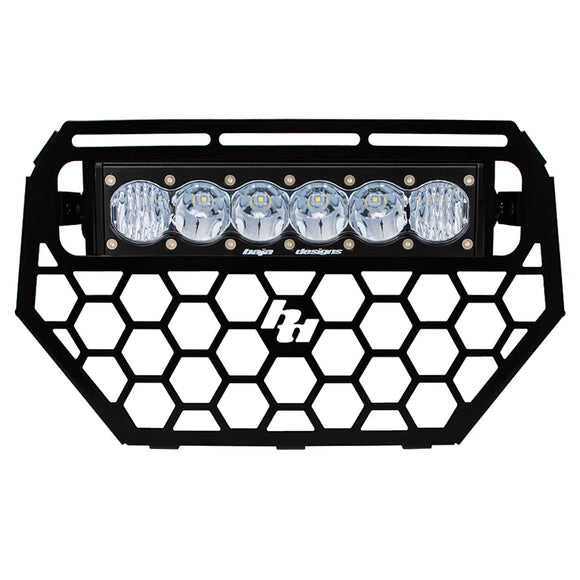 Polaris RZR Grille & OnX6 LED Light Bar Kit (14-15) by Baja Designs