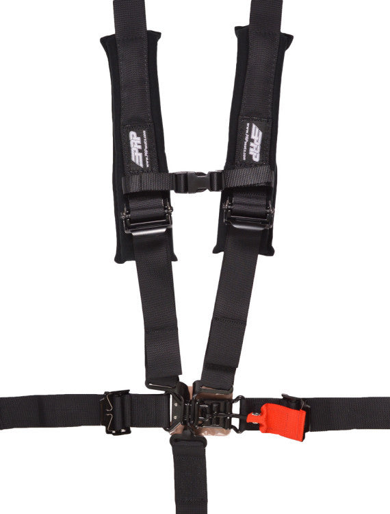 Padded 5.2 Seat Belt Harness by PRP