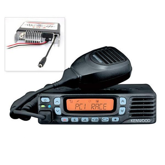 Kenwood TK-7360 Radio Upgrade by PCI Race Radios