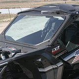 Maverick X3 Glass Vented Windshield by Ryfab