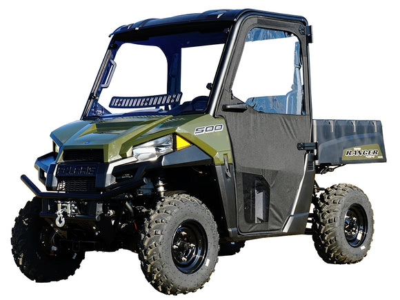 Polaris Ranger Mid Size (Pro-fit) Door Kit - by Spike Powersports