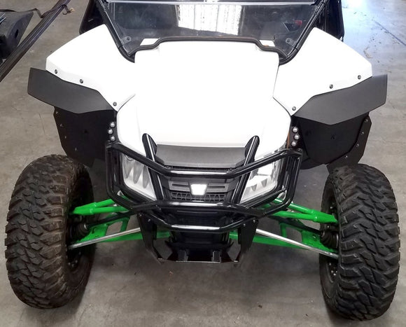 Arctic Cat WILDCAT X 1000 Mud Flaps F&R by ROKBLOKZ