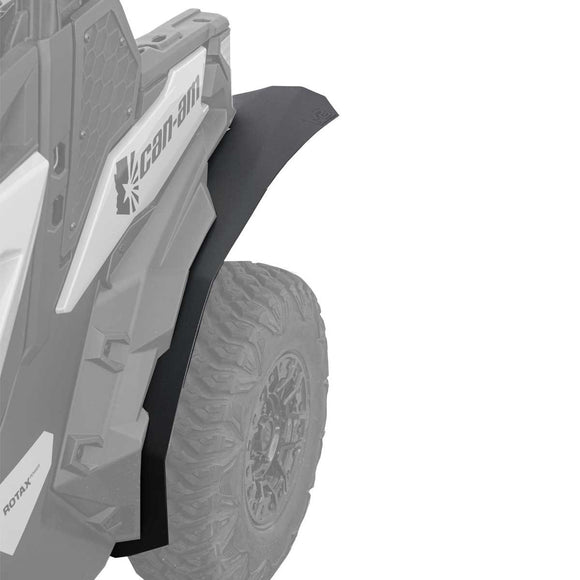 CAN-AM MAVERICK SPORT MAX COVERAGE FENDER FLARES (2019-2021) by Mudbusters