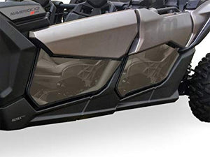 Can Am Maverick X3 Max Lower Door Inserts by Spike Power Sports