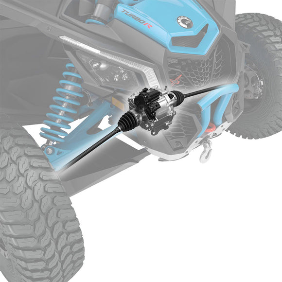 Smart-Lok Locking Front Differential for CanAm