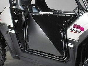 RZR Doors by Pro Armor for 570, 800, and XP 900 (Solid Panel)
