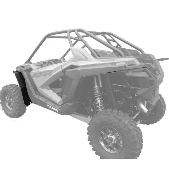 POLARIS RZR PRO XP MUDLIGHT FENDER FLARES By MUDBUSTERS