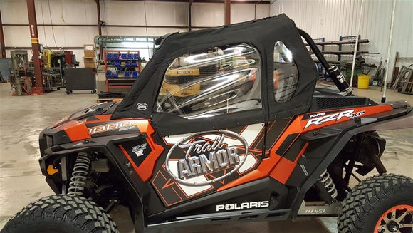 Trail Armor Cab Enclosure Side Door Panels for RZR 900 S, RZR 900 XC, RZR 900 Trail and RZR S 1000 2 Seater 2015 - 2018