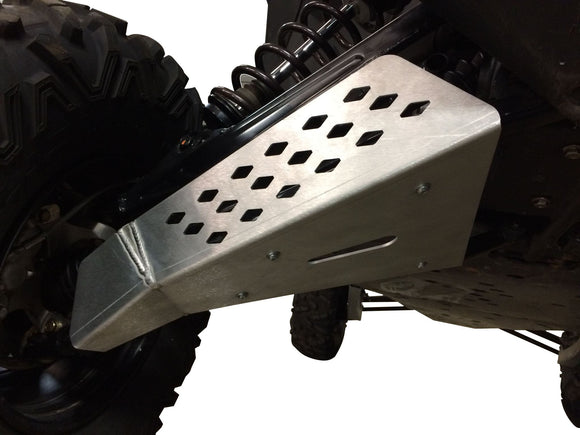 Ricochet 2-Piece A-Arm/CV Boot Guard Set, Can-Am Maverick X3 X RS
