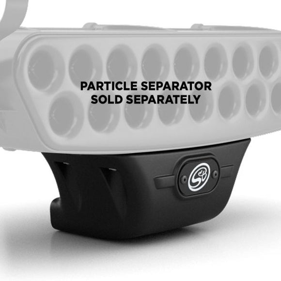 PARTICLE SEPARATOR REAR EXHAUST (V2) by S&B Filters