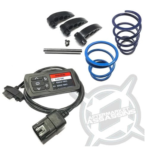2017-20 RZR XP TURBO STAGE 1 LOCK & LOAD KIT by Aftermarket Assassins
