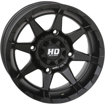 Wheel - HD6 - 14X7 4/156 4+3 - 0230-1020 by STI