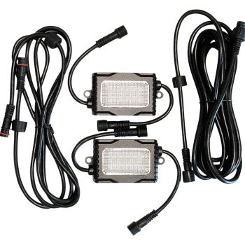 Expansion Kit for LED Rock Light kit 2.0- RGB and Bluetooth by Brite Lites!