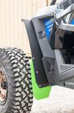 "Rokblokz Polaris RZR Turbo S - ""The Beast"" Mud Flaps"