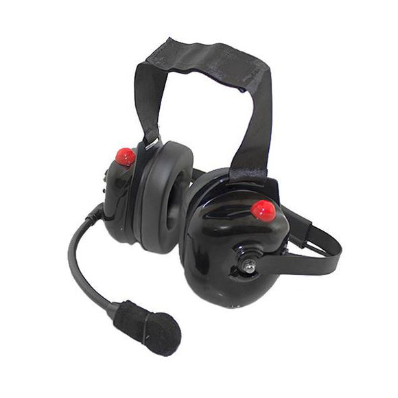 BTH DUAL RADIO CREW CHIEF HEADSET by PCI Race Radios