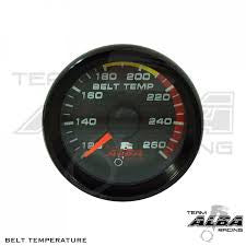 Alba UTV Belt Temperature Gauge