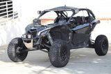 Lighting Shock Mount Kit Can-Am, Maverick X3 S8 by Baja Designs