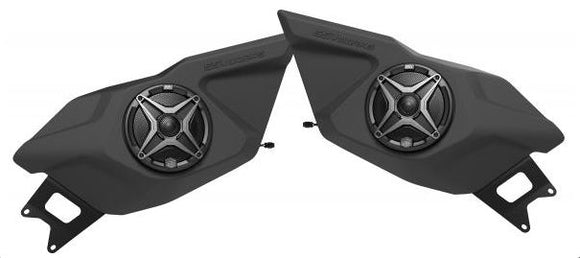 POLARIS RZR XP PRO AND XP4 PRO FRONT DOOR SPEAKER PODS By SSV Works