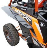 Mud Flaps by MUDBUSTERS for Polaris XP-1000/Turbo Race-Lite Fenders