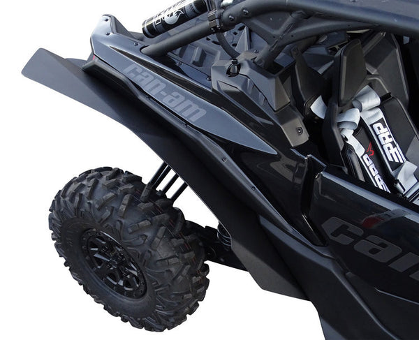 Mud Flaps By Mudbusters For Canam X3 Rs Xl Fenders Pro