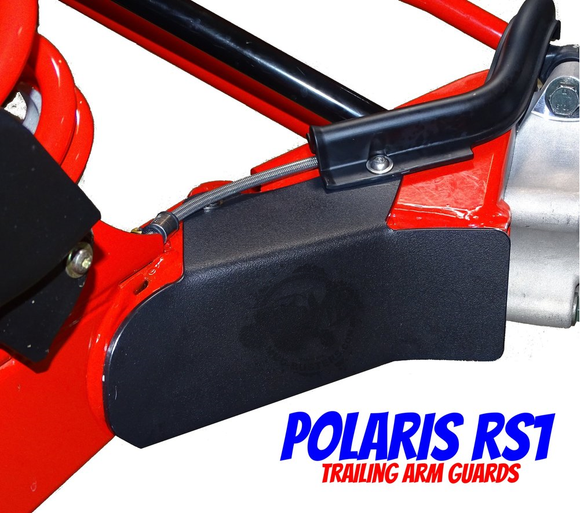 MUDBUSTERS POLARIS RS1 TRAILING ARM GUARDS