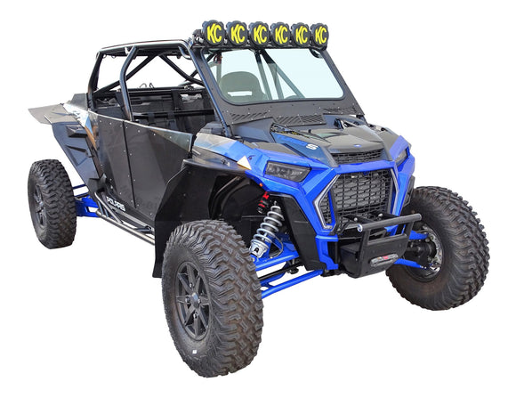 MudBusters POLARIS RZR XP (EXTRA WIDE) RACE-LITE FENDER EXTENSIONS FOR SUPERATV FENDERS