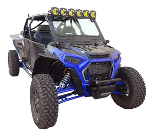 "MudBusters POLARIS RZR XP RACE-LITE (NARROW -1"") FENDER EXTENSIONS FOR SUPERATV FENDERS"