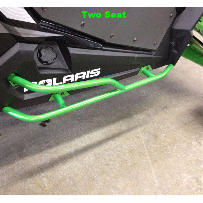 Dirt Engineered Nerf Bars by Desert Works for RZR 1000, Turbo RZR, 2015 900 XC and S (Free Shipping Lower 48 States Only)