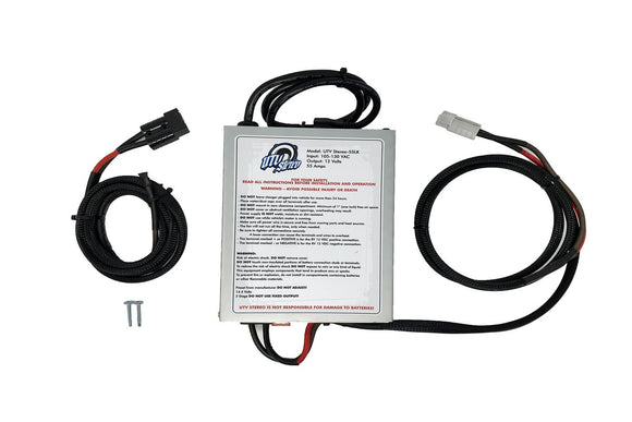 Power Supply System Can-Am X3 by UTV Stereo