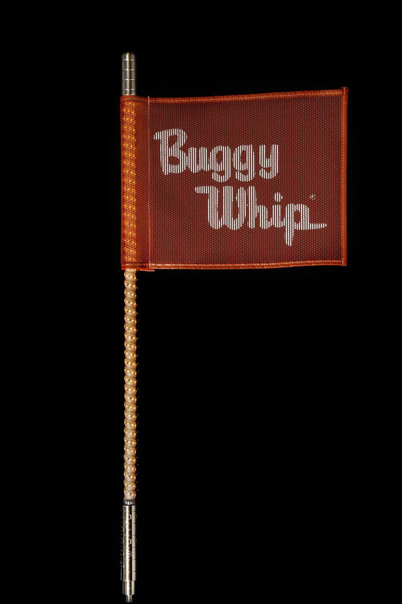 ORANGE LED BUGGY WHIP® by Buggy Whip