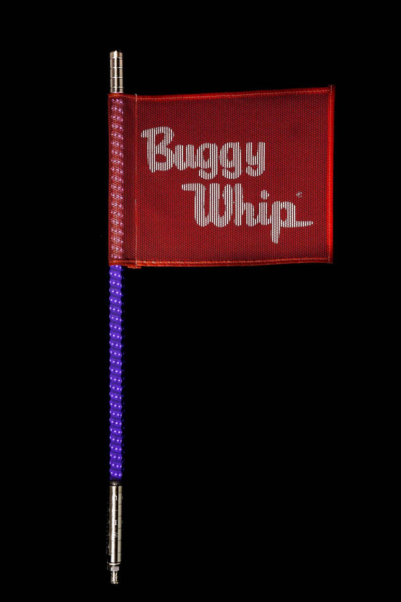 PURPLE LED BUGGY WHIP® by Buggy Whip