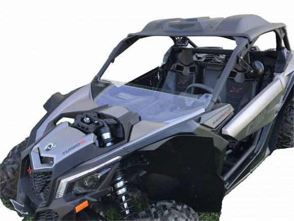 Can-Am Maverick X3 Poly Roof, Windshield and Cab back combo by EMP