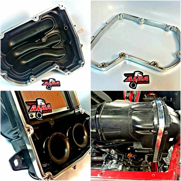 YXZ1000R / YXZ1000SS AIR BOX SPACER +6HP by Team Alba Racing