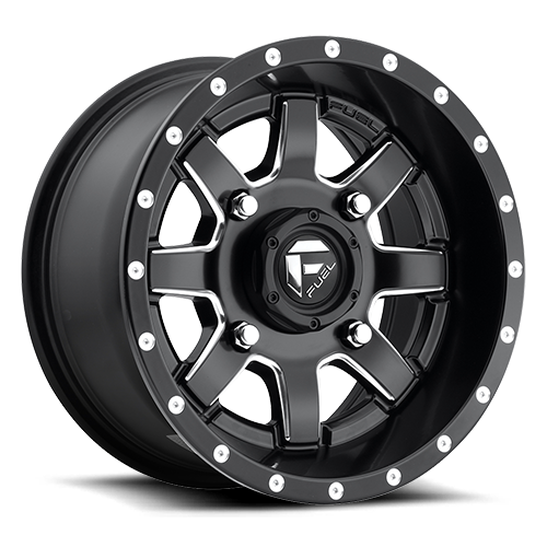 Maverick D538 Wheel by Fuel UTV