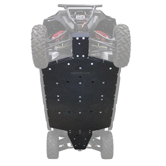 Polaris General 4 UHMW Skid Plate by Factory UTV