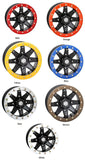 "STI HD9 6+1 Comp Lock beadlock wheel for Polaris RZR 900 Trail (50"")"