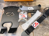 Can-Am X3 Front Suspension Limit Strap System By CA Technologies