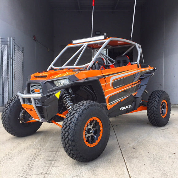 SDR Hi-Bred Bolt-in Doors | RZR XP 1000 2 Seater