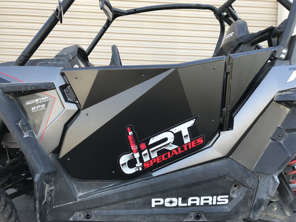 DIRT SPECIALTIES Polaris RZR XP 1000/ XP 1000 turbo all aluminum Suicide Doors