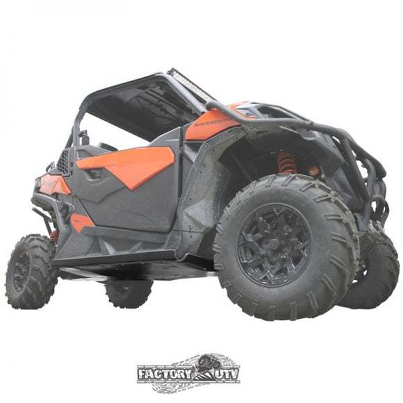 Can-Am Maverick Trail Rock Sliders by Factory UTV (FUTV)