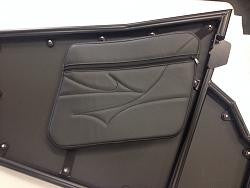 Dirt Engineered RZR 1000 & 900 Door Bags (pair) by Desert Works