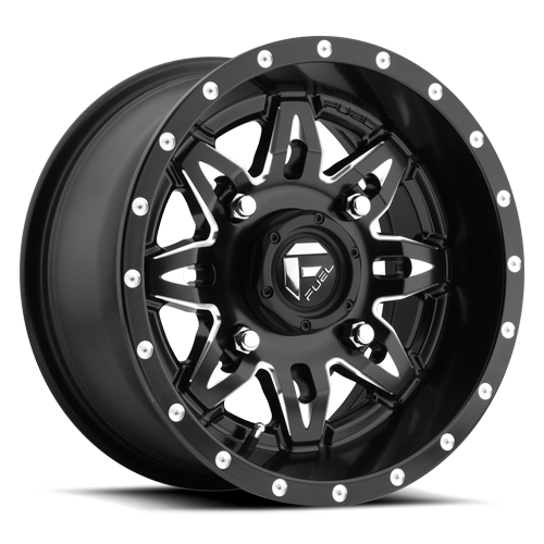 Lethal D567 Wheel by Fuel UTV