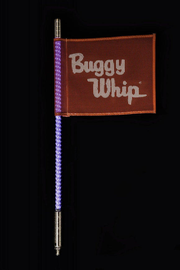 BLUE LED BUGGY WHIP® by Buggy Whip