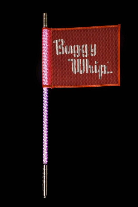 Pink LED BUGGY WHIP® by Buggy Whip