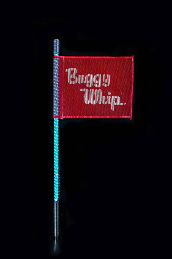 TEAL LED BUGGY WHIP® by Buggy Whip