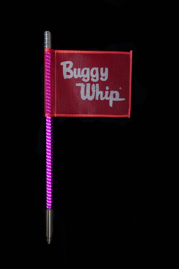 HOT PINK LED BUGGY WHIP® by Buggy Whip
