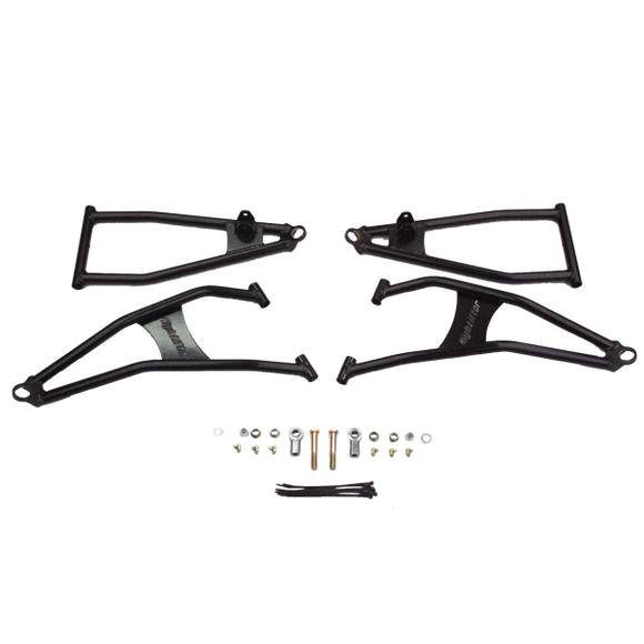 Front Forward Upper & Lower Control Arms Polaris RZR 900 XP by Highlifter