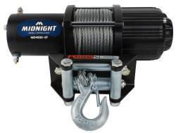 Viper ATV/UTV Winch - Midnight