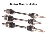 Motor Master Super Duty Axles  (Free Shipping in the Lower 48 States)