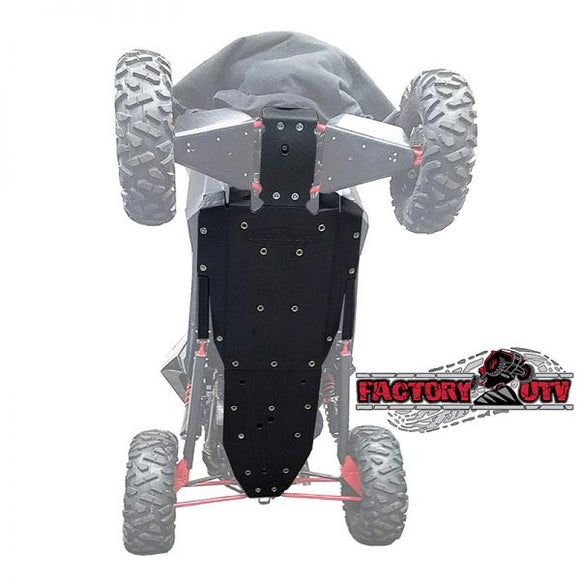 Polaris RZR RS1 UHMW SKID PLATE by Factory UTV (FUTV)